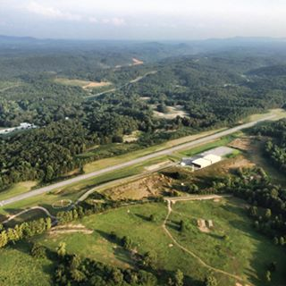 Gilmer County Airport (49A)